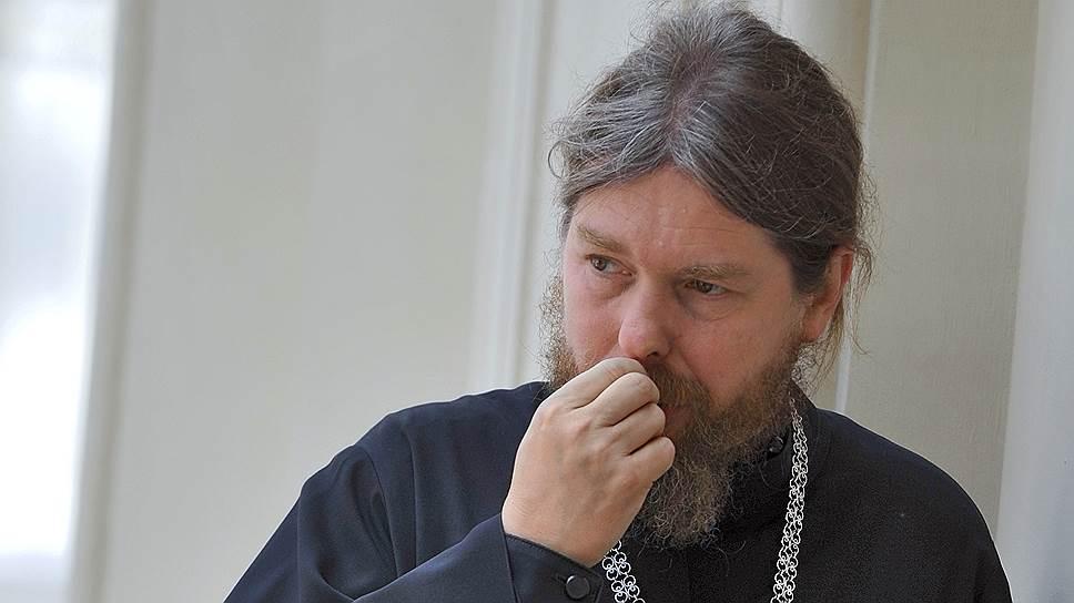 Ответственный секретарь Патриаршего совета по культуре епископ Егорьевский Тихон (Шевкунов)