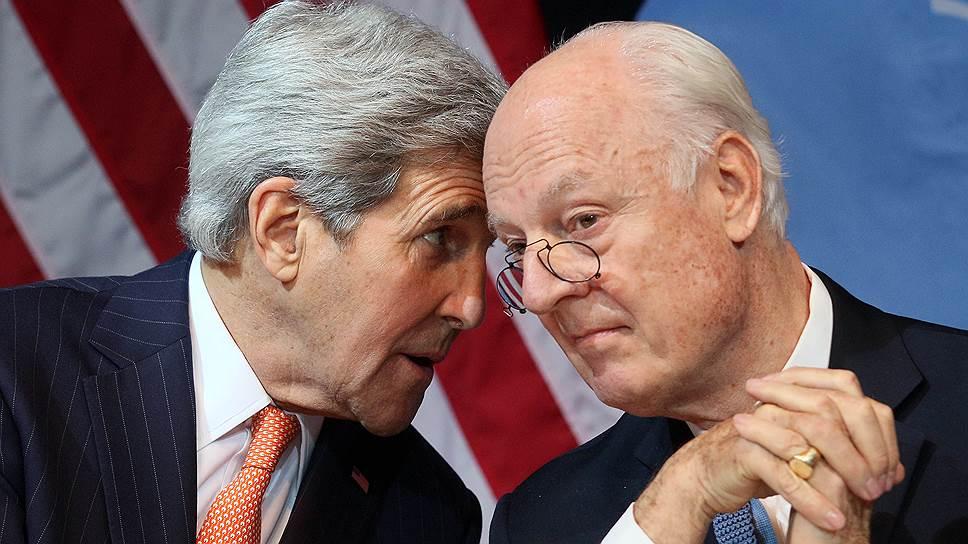 Сирийское урегулирование продвинулось не дальше Башара Асада