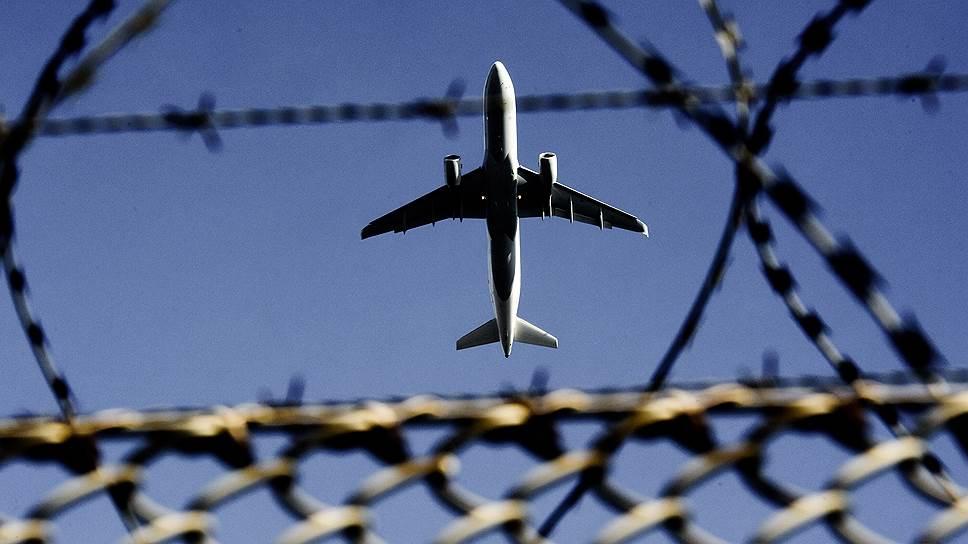 Предъявить аэропорты к досмотру