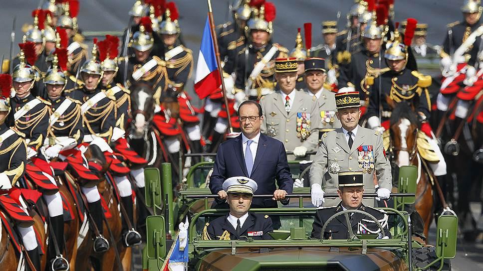 Елисейский творец / Франсуа Олланд призвал к созданию новой глобальной коалиции против ИГ во главе с Россией, Францией и США