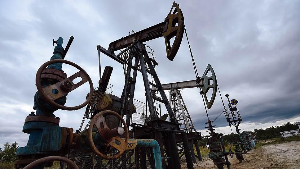 Старой нефти на три года хватит