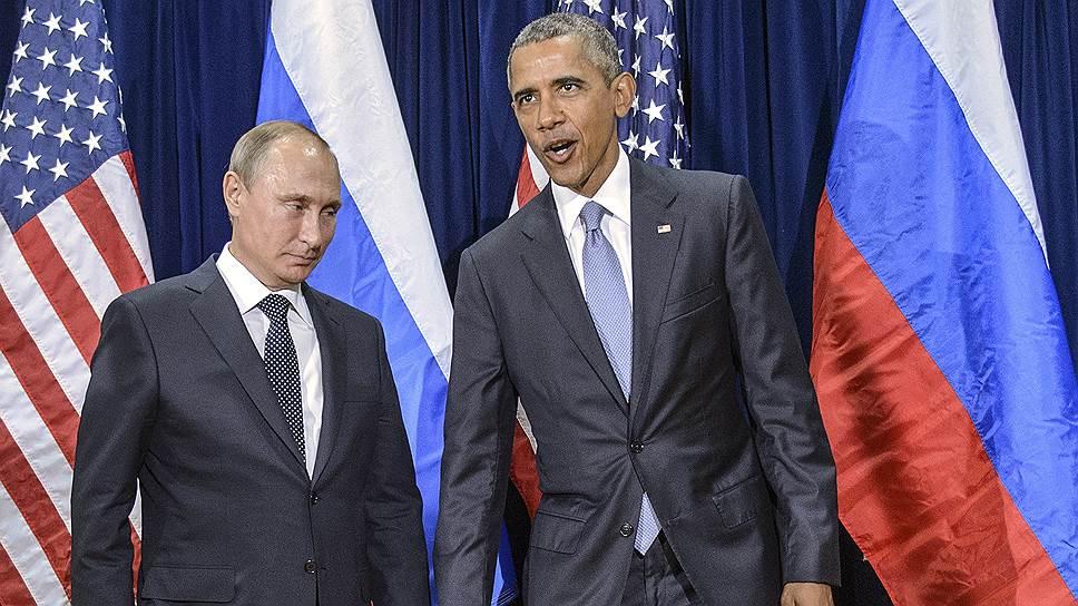 Как Барак Обама увидел в Москве конструктивность