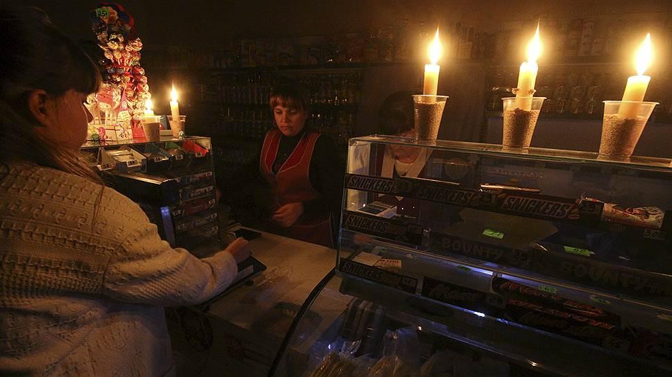 Крыму нужен новый свет