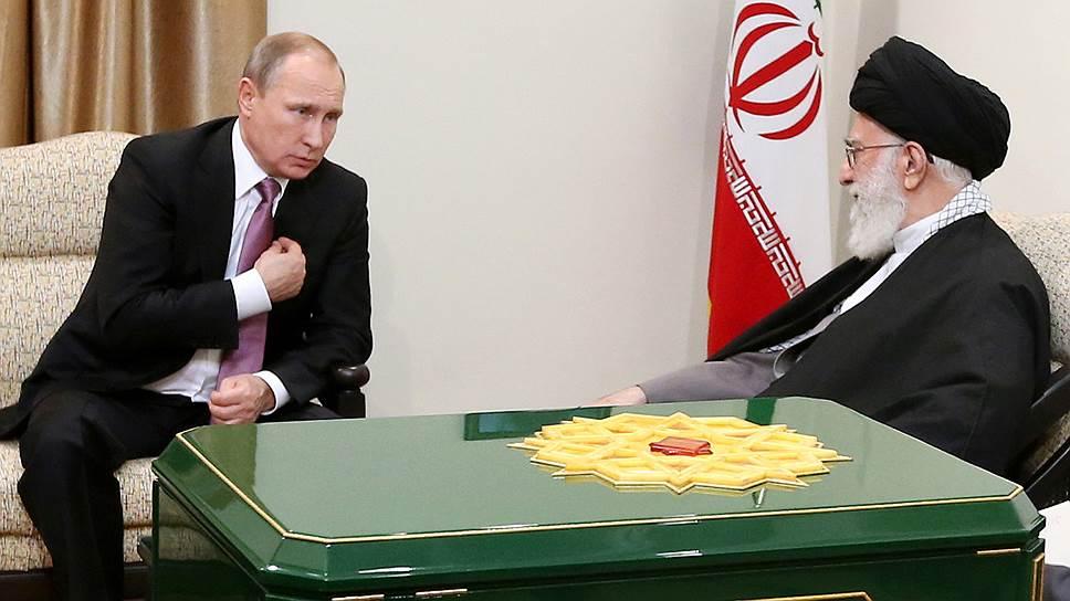 Тегеран работал до последнего посетителя / Иран принял газовый саммит по высшему разряду