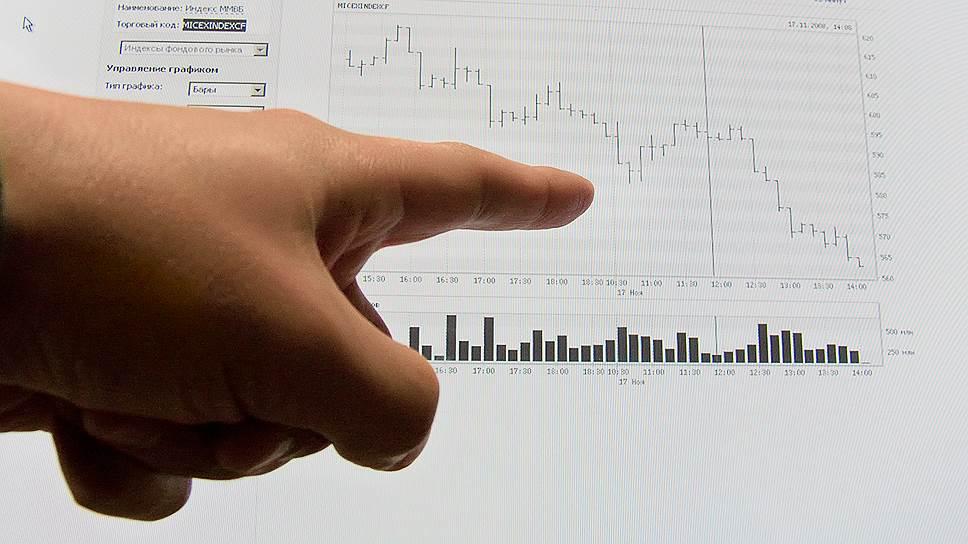 Рынки сбило с роста