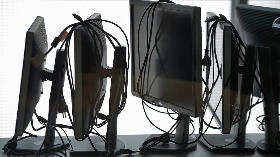 Компьютеры перешли в спящий режим