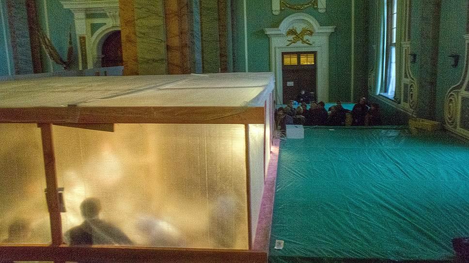 Зачем была вскрыта гробница Александра III