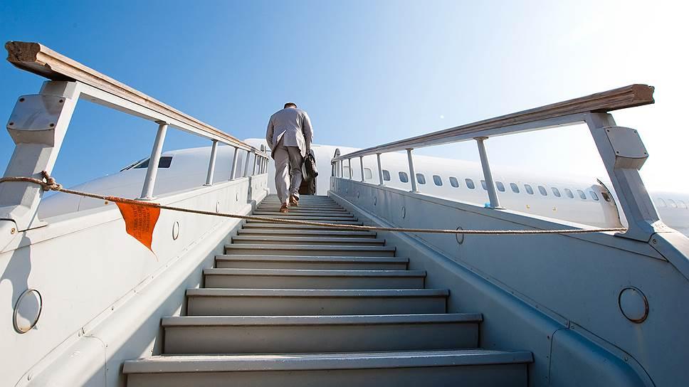 С чувством тяжелым у трапа / Авиакомпании готовятся к серьезной турбулентности