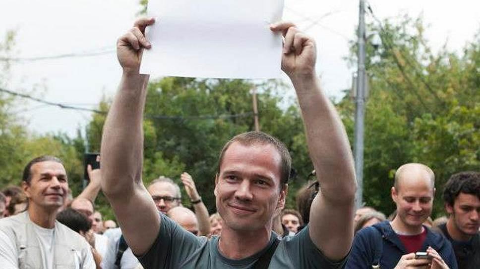 Как был вынесен первый приговор в рамках обновленного законодательства о митингах