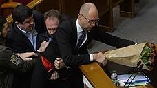 Потасовка в политической колоде Украины