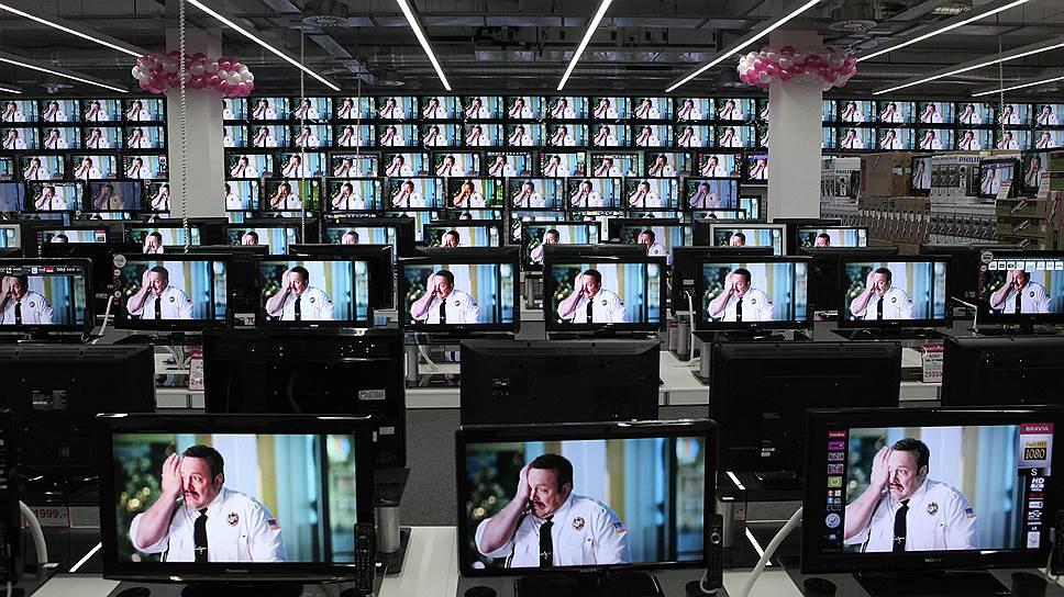 Как Toshiba выключила телевизоры
