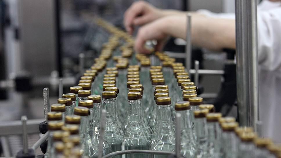 Цене на алкоголь изменят крепость