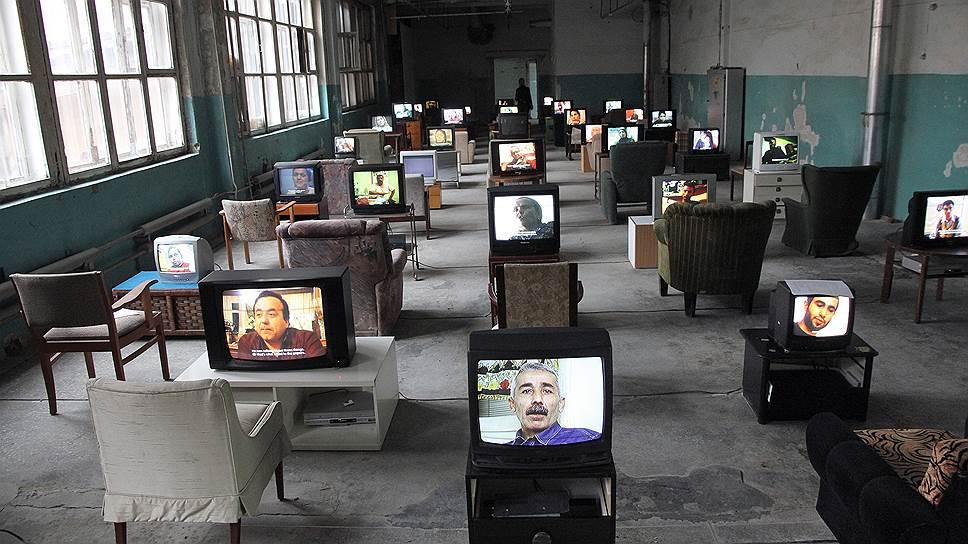 Телевидение выходит из поля зрения