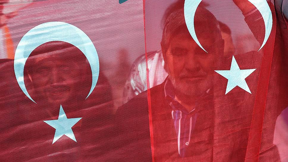 Турции воздадут по услугам