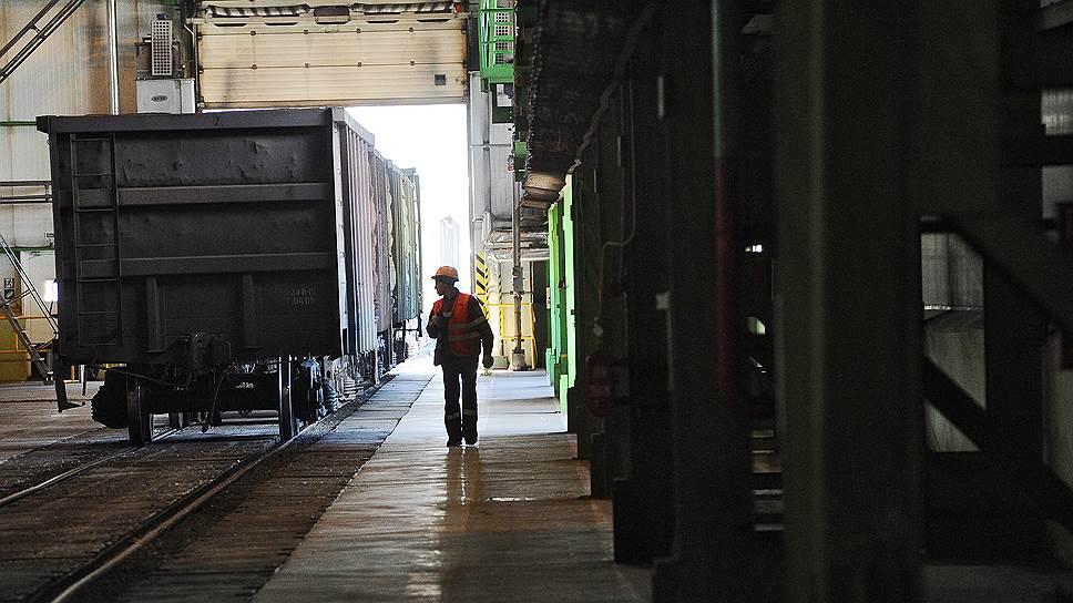 ОАО РЖД снимает надбавку на экспорт для черной металлургии