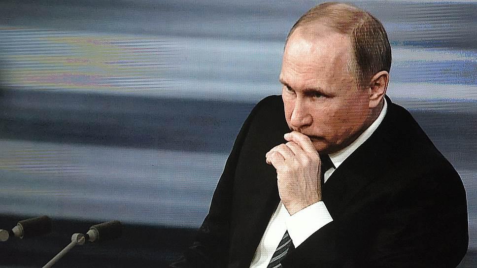 Ответ на засыпку / На пресс-конференции Владимира Путина беспокоила Турция