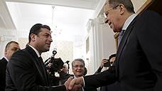 Сергей Лавров провел прием против Реджепа Тайипа Эрдогана
