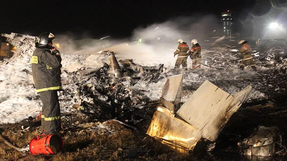 К каким выводам пришел МАК, расследуя катастрофу самолета Boeing-737 в Казани в 2013 году