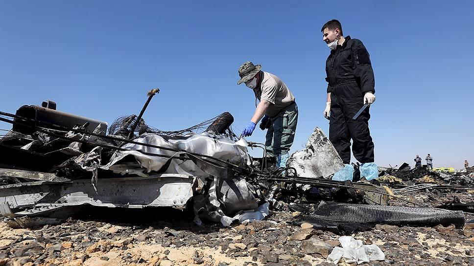 Российский Airbus взорвали над Синаем
