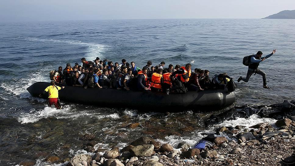 Великое переселение в Европу
