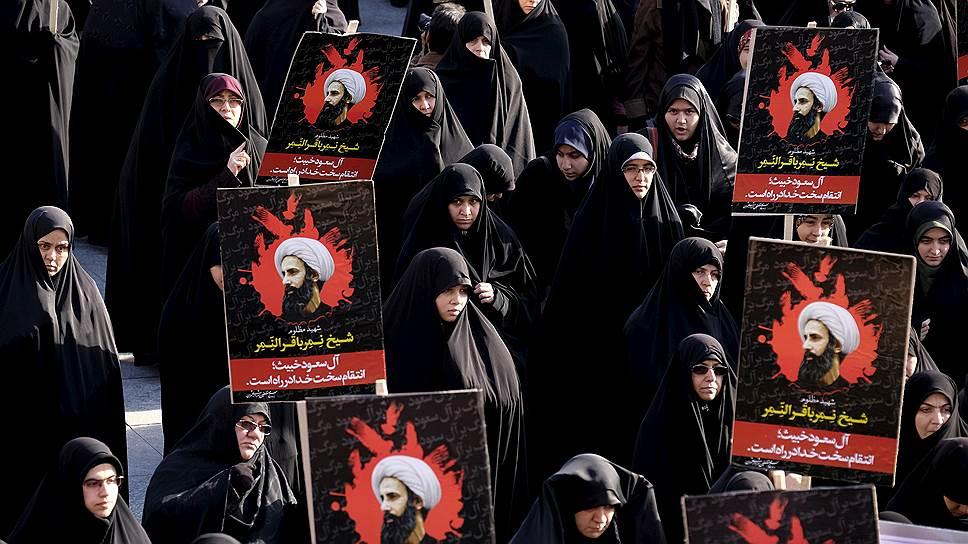 В мировую политику добавили Эр-Рияда / Противостояние Саудовской Аравии и Ирана становится новым конфликтом года