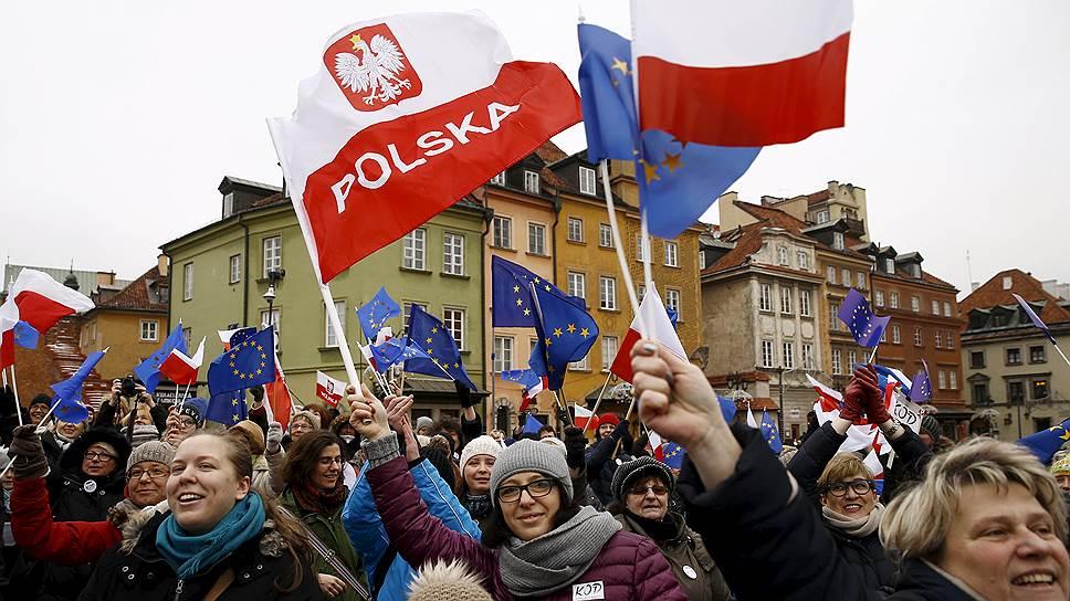 Как Европа присматривалась к надзору над Польшей