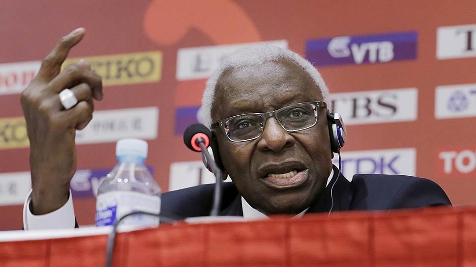 WADA вышло на президентский уровень