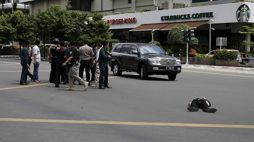 """Как """"Исламское государство"""" прицелилось в Индонезию"""