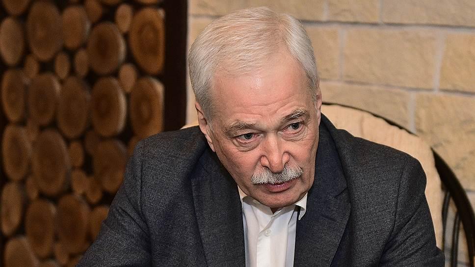 Борис Грызлов о будущем Донбасса