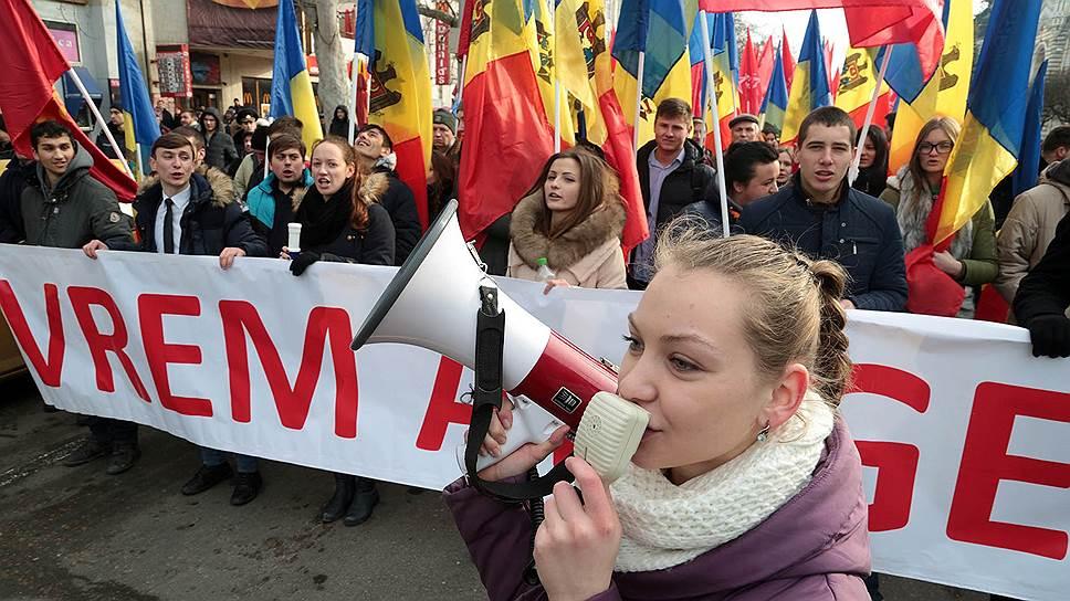 Виктория Нуланд не поддержала молдавских протестов