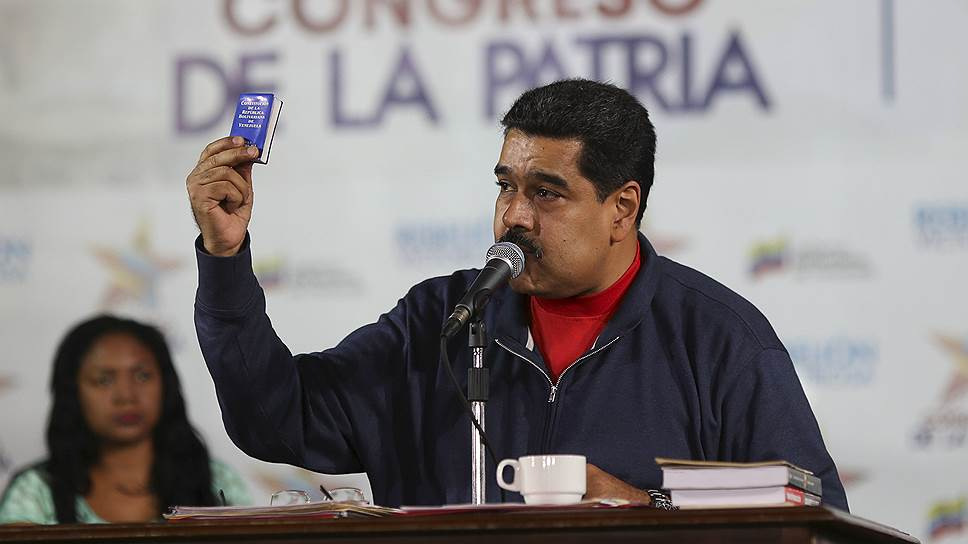 Почему парламент Венесуэлы оставил Николаса Мадуро наедине с кризисом