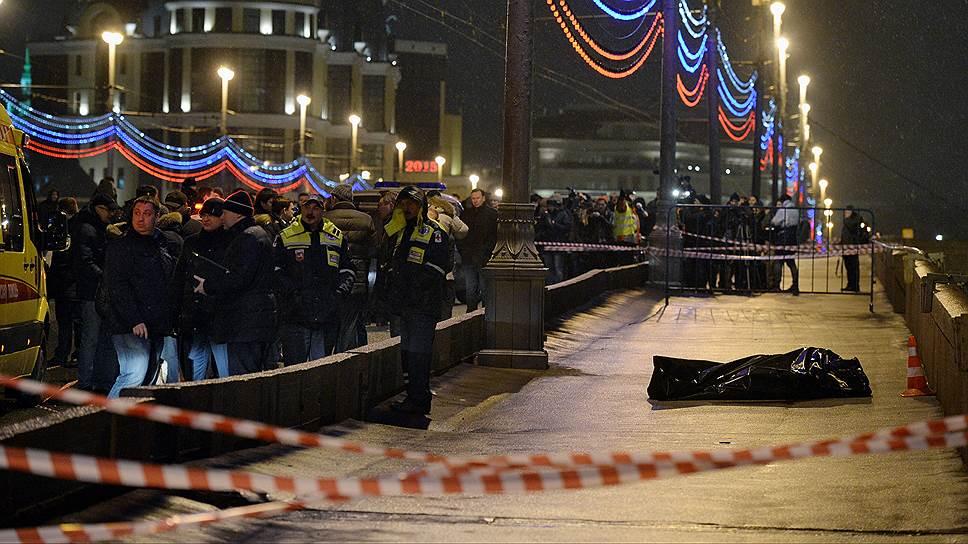 Бориса Немцова убили неизвестно за что