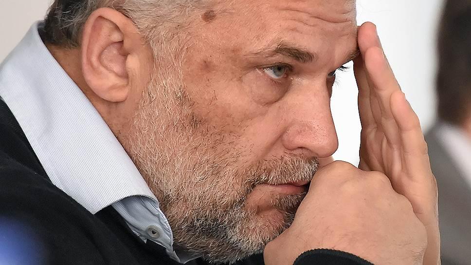 Как Алексей Чалый сделал еще один шаг к отставке