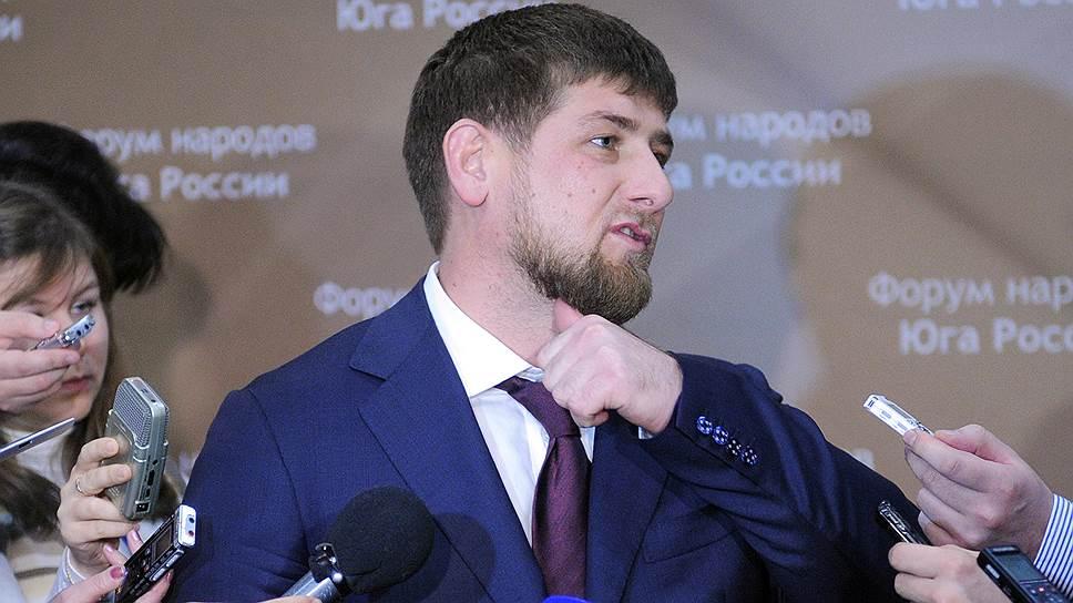 Instagram Рамзана Кадырова прицельно почистили