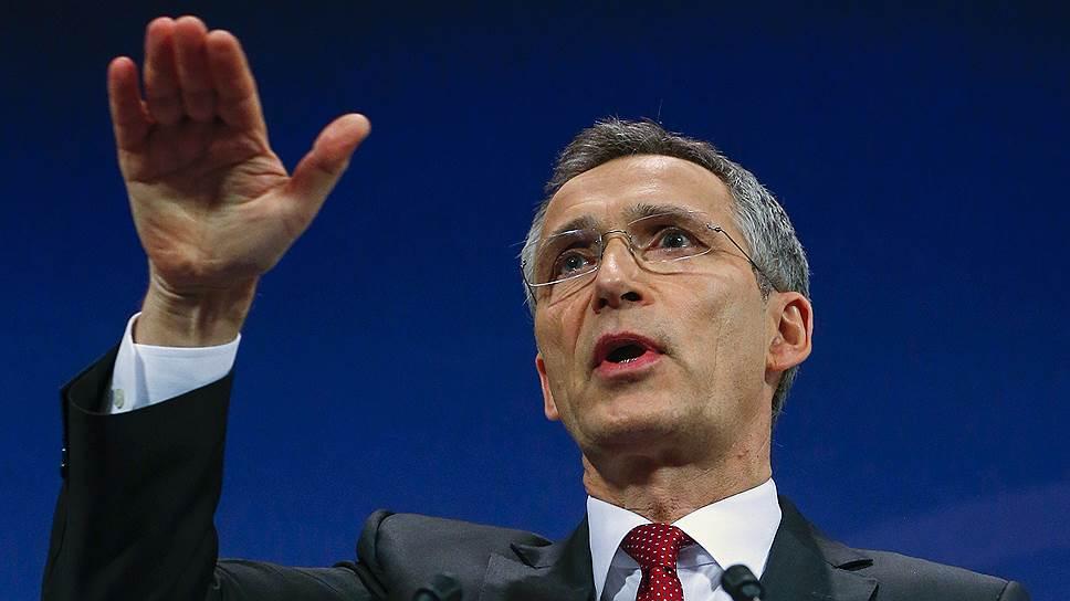 НАТО завершает разворот