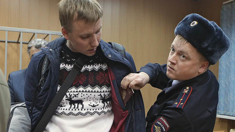 Как Андрею Бородину приготовили заочный процесс в России
