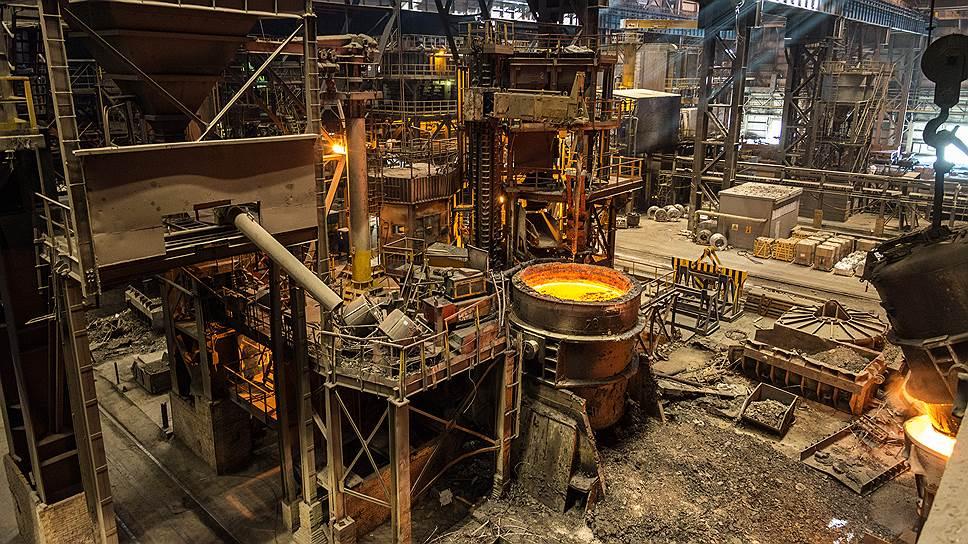 Проблемы сталеваров отольются правительству