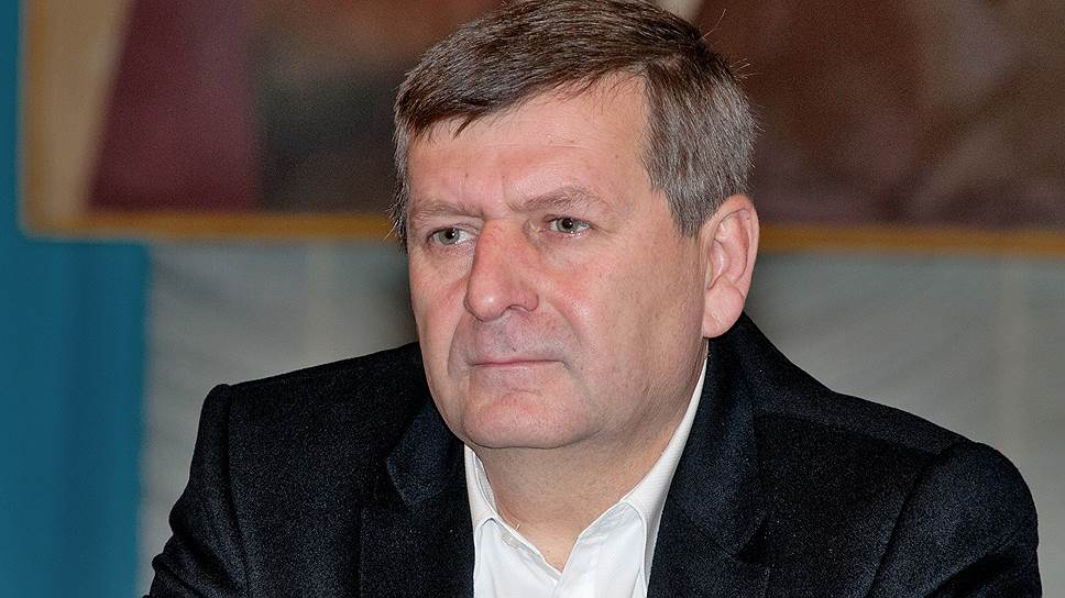 Заместитель председателя Меджлиса крымскотатарского народа Ахтем Чийгоз. Фото: Александр Скифский