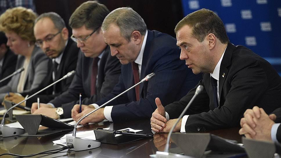 Как эксперты и беспартийные помогали в разработке программы «Единой России»