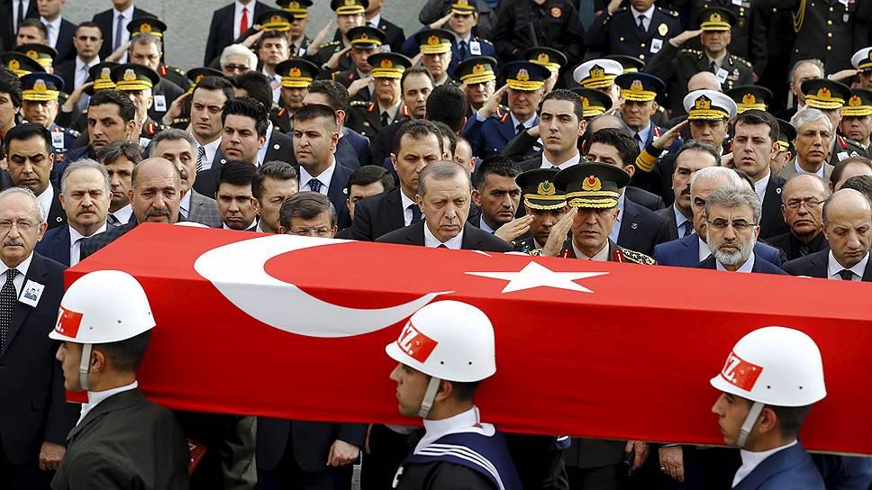 Турция стала на взрыв ближе к войне
