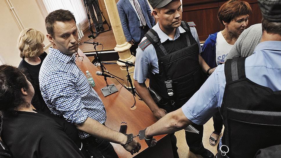 Как ЕСПЧ признал нарушение прав Алексея Навального в деле «Кировлеса»