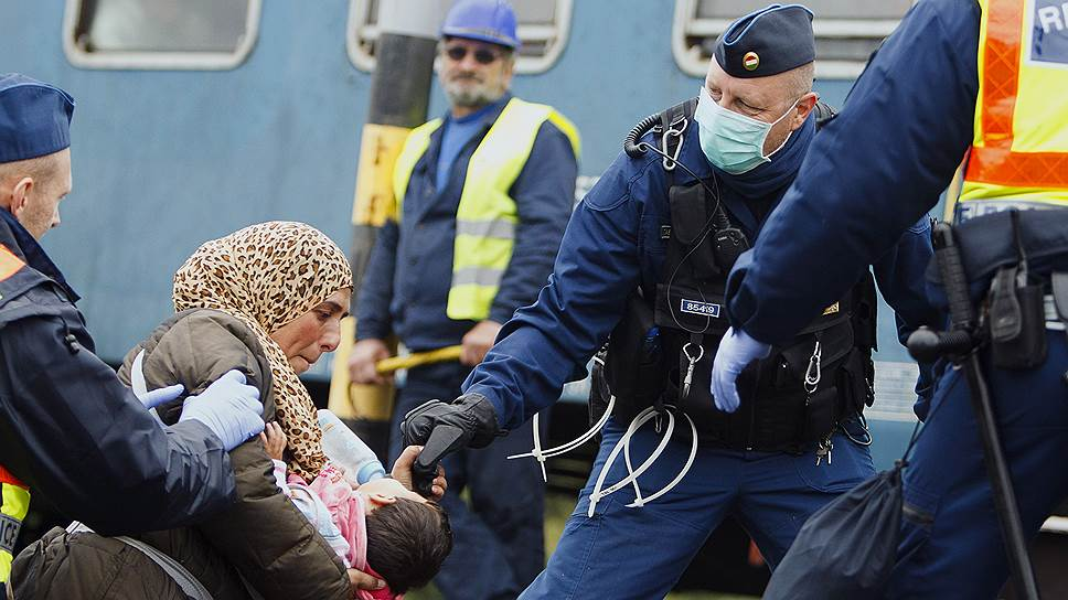 Почему беженцам направляют квоту протеста