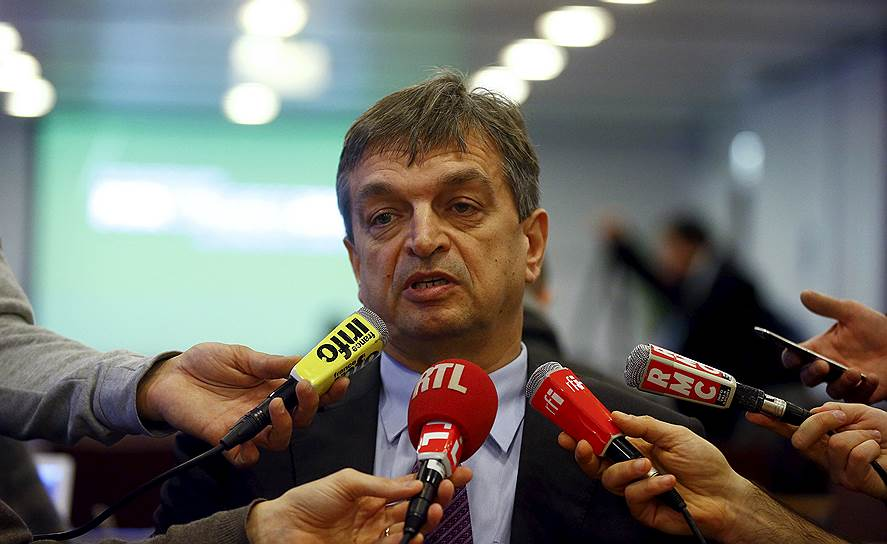 Жером Шампань, бывший заместитель генерального секретаря FIFA