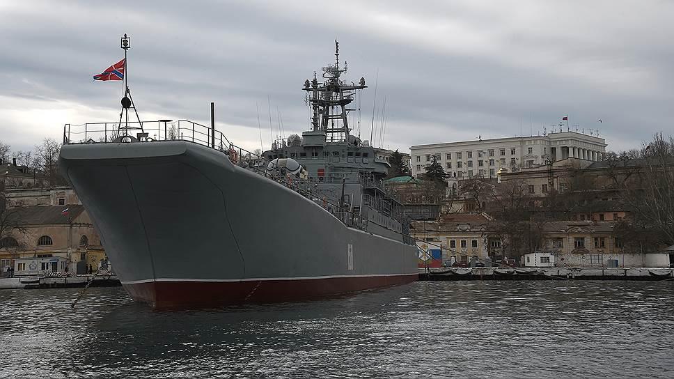 Почему ремонт кораблей ЧФ был признан незаконным предпринимательством