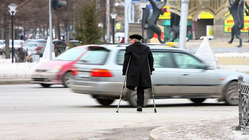 За счет чего число инвалидов в России за минувший год уменьшилось