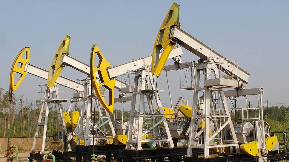 Нефть согласилась померзнуть