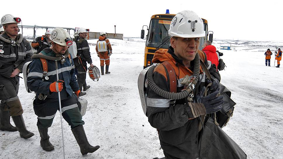 """Что стало причиной катастрофы на шахте """"Северная"""""""