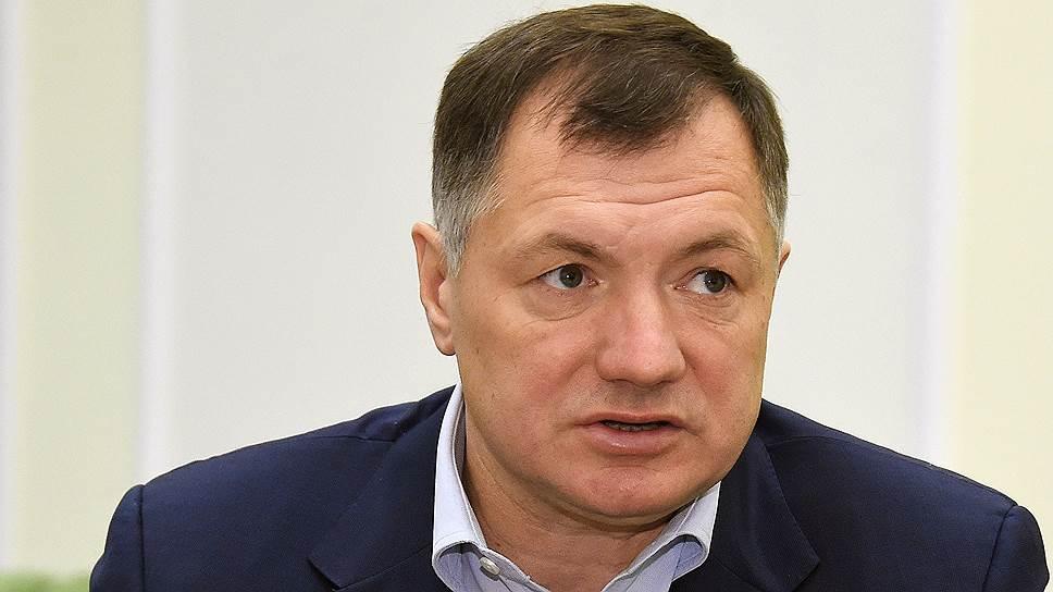 Вице-мэр Москвы Марат Хуснуллин о кризисе в строительстве