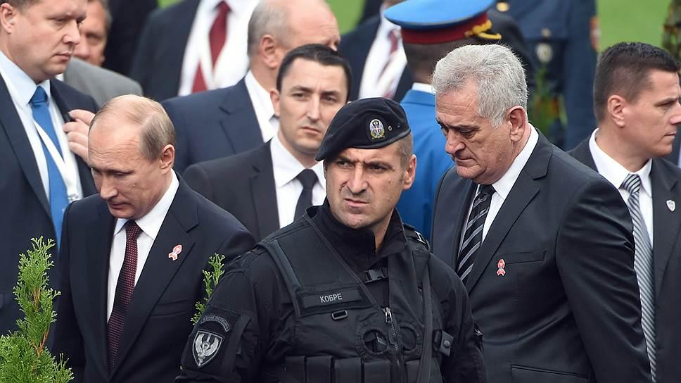 Россия зовет сербов на референдум