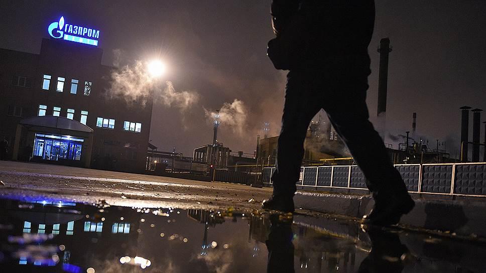 """""""Газпром"""" буксует на подступах к Кавказу"""